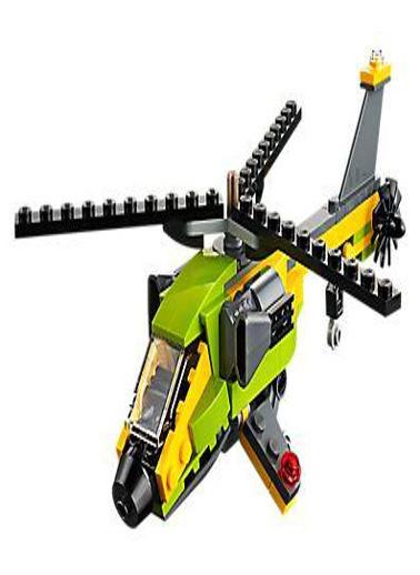 Lego LEGO Creator Helicopter Adventure Renkli